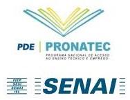 SENAI PRONATEC, WWW.VOCENAINDUSTRIA.COM.BR/PRONATEC.PHP