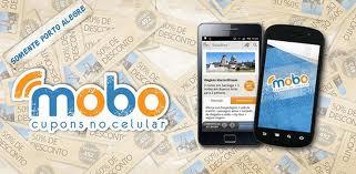 MOBO CUPONS NO CELULAR, WWW.MOBO.COM.BR