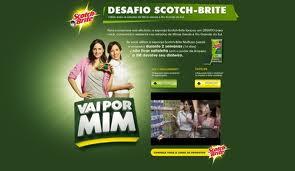 DESAFIO SCOTCH-BRITE, WWW.DURAMAIS.COM.BR