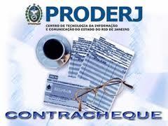 PRODERJ CONTRACHEQUES, WWW.PRODERJ.RJ.GOV.BR