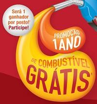 PROMOÇÃO UM ANO DE COMBUSTÍVEL GRÁTIS 2012