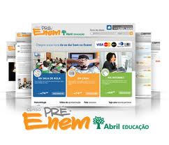 CURSO PRÉ-ENEM ABRIL, WWW.PREENEMABRIL.COM.BR