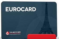 TOURISTCARD SEGURO VIAGEM, EUROCARD, WWW.TOURISTCARD.COM.BR