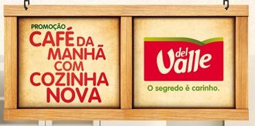 WWW.CAFEDAMANHADELVALLE.COM.BR, PROMOÇÃO CAFÉ DA MANHÃ COM COZINHA NOVA
