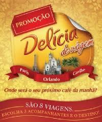 WWW.DELICIADEVIAGEM.COM.BR, PROMOÇÃO MARGARINA DELÍCIA 2012