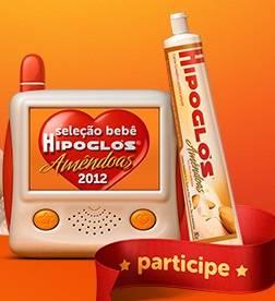 WWW.BEBEHIPOGLOSAMENDOAS2012.COM.BR, SELEÇÃO BEBÊ HIPOGLÓS AMÊNDOAS 2012