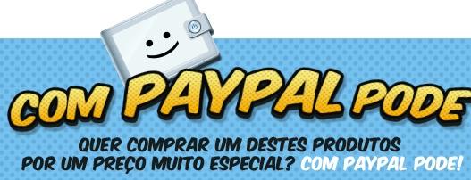 www.compaypalpode.com.br, Com paypal pode