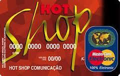 HOTSHOP CARD, WWW.HOTSHOPCARD.COM.BR
