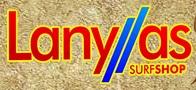 LANYLLAS SURF SHOP, WWW.LANYLLAS.COM.BR