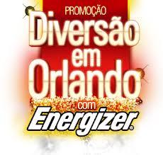PROMOÇÃO ENERGIZER DIVERSÃO EM ORLANDO, WWW.DIVERSAOCOMENERGIZER.COM.BR