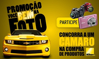 PROMOÇÃO NIKON VOCÊ BEM NA FOTO, WWW.VOCEBEMNAFOTO.COM.BR