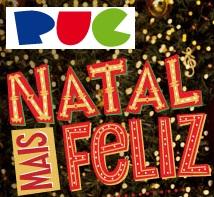 PROMOÇÃO PUC NATAL MAIS FELIZ, WWW.NATALPUC.COM.BR