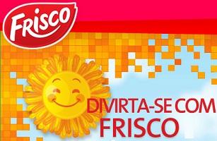 SITE FRISCO REFRESCO, WWW.FRISCO.COM.BR