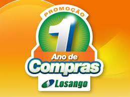 WWW.LOSANGO.COM.BR/1ANODECOMPRAS, PROMOÇÃO 1 ANO DE COMPRAS LOSANGO