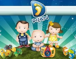 DICAN BRINQUEDOS, WWW.DICAN.COM.BR