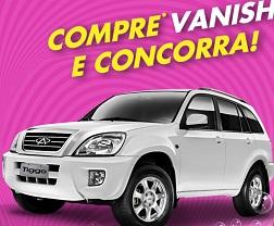 WWW.VANISHPROMOCAO.COM.BR, PROMOÇÃO COMPRE VANISH E CONCORRA