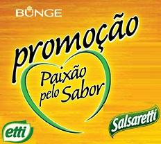 WWW.PAIXAOPELOSABOR.COM.BR, PROMOÇÃO PAIXÃO PELO SABOR ETTI/SALSARETTI