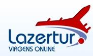 LAZERTUR VIAGENS ONLINE, WWW.LAZERTUR.COM.BR