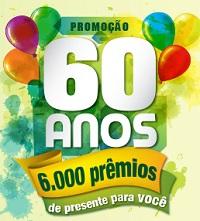 WWW.60ANOSLIQUIGAS.COM.BR, PROMOÇÃO 60 ANOS LIQUIGÁS