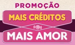 PROMOÇÃO MAIS CRÉDITOS MAIS AMOR, WWW.MAISCREDITOMAISAMOR.COM.BR
