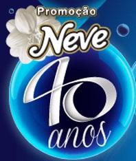 PROMOÇÃO 2013 NEVE 40 ANOS, WWW.NEVE40ANOS.COM.BR