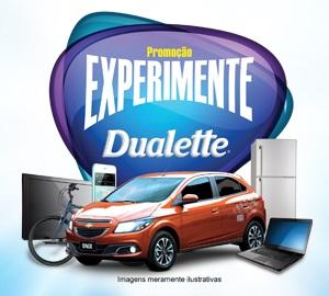 WWW.EXPERIMENTEDUALETTE.COM.BR, PROMOÇÃO EXPERIMENTE DUALETTE