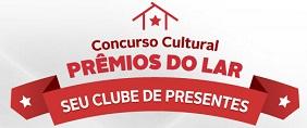 CONCURSO CULTURAL PRÊMIOS DO LAR, WWW.PREMIOSDOLAR.COM.BR