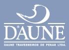 DAUNE TRAVESSEIROS, WWW.DAUNE.COM.BR