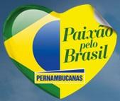 WWW.PAIXAOPELOBRASIL.PERNAMBUCANAS.COM.BR, PROMOÇÃO PAIXÃO PELO BRASIL PERNAMBUCANAS