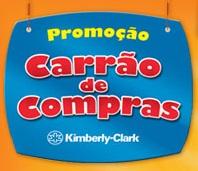 PROMOÇÃO CARRÃO DE COMPRAS KIMBERLY CLARK, WWW.CARRAODECOMPRAS.COM.BR