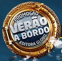 PROMOÇÃO VERÃO A BORDO EDITORA GLOBO, WWW.VERAOABORDO.COM.BR