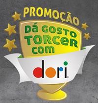 PROMOÇÃO DÁ GOSTO TORCER COM DORI, WWW.DAGOSTOTORCERCOMDORI.COM.BR