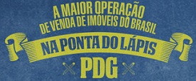 OPERAÇÃO NA PONTA DO LÁPIS PDG, WWW.PDG.COM.BR/NAPONTADOLAPIS