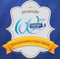 PROMOÇÃO 60 ANOS GOMES DA COSTA, WWW.PROMOCAO60ANOSGOMESDACOSTA.COM.BR