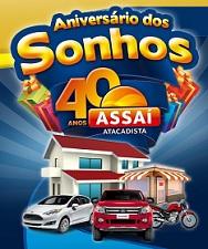 PROMOÇÃO ASSAÍ 40 ANOS, CADASTRAR CÓDIGO, WWW.ASSAI40ANOS.COM.BR