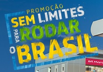 PROMOÇÃO PETROBRAS PREMMIA – SEM LIMITES PARA RODAR O BRASIL