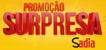 PROMOÇÃO SURPRESA SADIA, WWW.SURPRESASADIA.COM.BR
