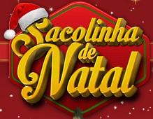 SACOLINHA DE NATAL TÊXTIL ABRIL, WWW.TEXTILABRIL.COM.BR/SACOLINHA