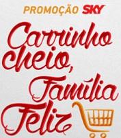 WWW.SKYCARRINHOCHEIO.COM.BR, PROMOÇÃO SKY CARRINHO CHEIO