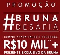 PROMOÇÃO #BRUNADESAFIA GARNIER FRUCTIS, WWW.BRUNADESAFIA.COM.BR