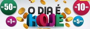 PROMOÇÃO O DIA É HOJE - SMS 77000, WWW.ODIAEHOJE.COM.BR