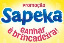 PROMOÇÃO SAPEKA GANHAR É BRINCADEIRA, WWW.PROMOCAOSAPEKA.COM.BR
