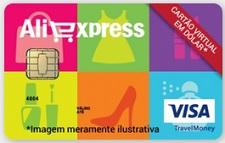 CARTÃO ALIEXPRESS VISA PRÉ-PAGO, WWW.QUEROMEUPREPAGO.COM.BR