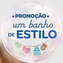 WWW.UMBANHODEESTILO.COM.BR, PROMOÇÃO DROGAL E JOHNSON'S