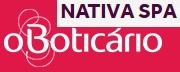 NATIVA SPA, LOJA VIRTUAL, WWW.BOTICARIO.COM.BR/NATIVA-SPA