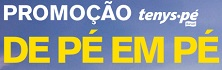 PROMOÇÃO TENYS PÉ BARUEL DE PÉ EM PÉ, WWW.PROMOCAODEPEEMPE.COM.BR
