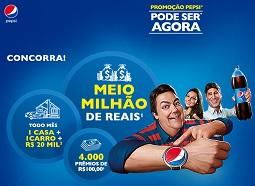 WWW.PEPSI.COM.BR/PODESERAGORA, PROMOÇÃO PEPSI PODE SER AGORA 2015