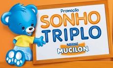 PROMOÇÃO SONHO TRIPLO NESTLÉ MUCILON, WWW.PROMONESTLE.COM.BR/SONHOTRIPLOMUCILON