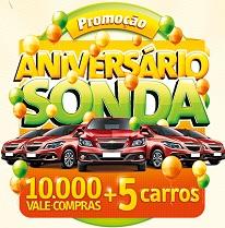 PROMOÇÃO ANIVERSÁRIO SONDA 2015, WWW.ANIVERSARIOSONDA.COM.BR