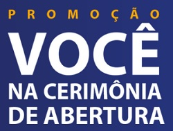 PROMOÇÃO VOCÊ NA CERIMÔNIA DE ABERTURA CIELO, WWW.PROMOCAOCIELOEVISA.COM.BR